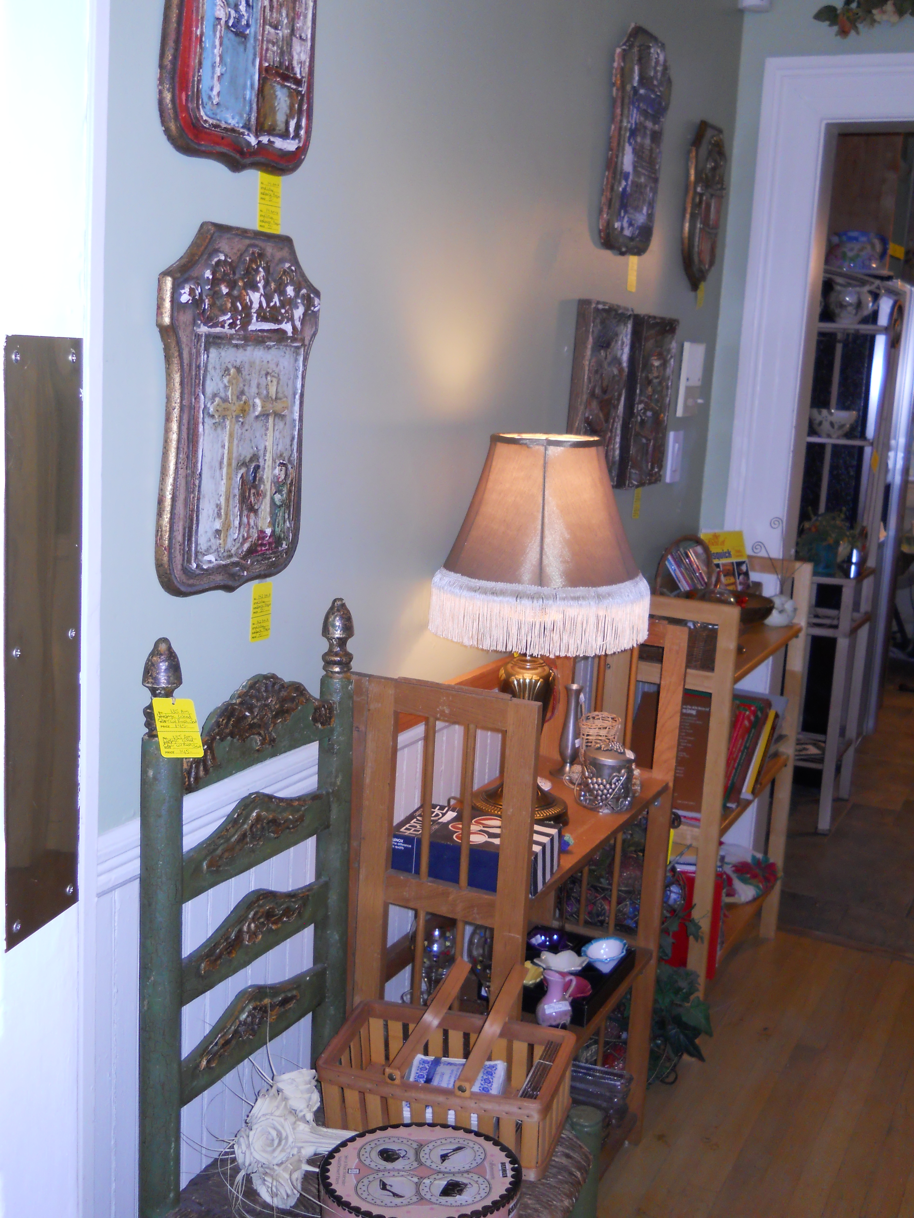 Continuation Of Stockley Gardens Estate/Tag Sale 2 Days NO Early Sign . Full resolution‎  image, nominally Width 3000 Height 4000 pixels, image with #3C4E8F.